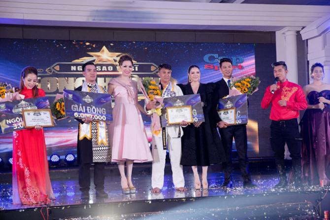 "Dao Van Vuong ""landed"" a hat-trick in Bodyguard Championship of Long Hoang Security Agency!"